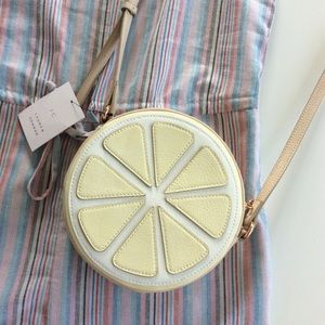 Lemon Crossbody